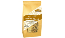 Raw Wild Native Pecan Pieces 10 oz.
