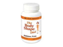 The Body Shape Diet Adrenal Type