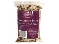 Antarctic Pure Sea Salt and Black Pepper Refill Bag