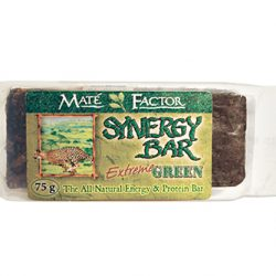 Yerba Mate Synergy Extreme Green Bar