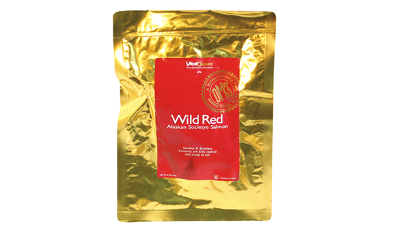 american wild foods non gmo foods organic raw foods vital choice wild red sockeye salmon 6oz. Black Bedroom Furniture Sets. Home Design Ideas