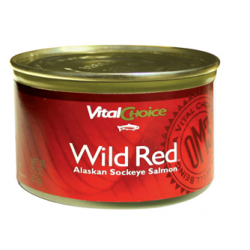 Vital Choice Sockeye Salmon