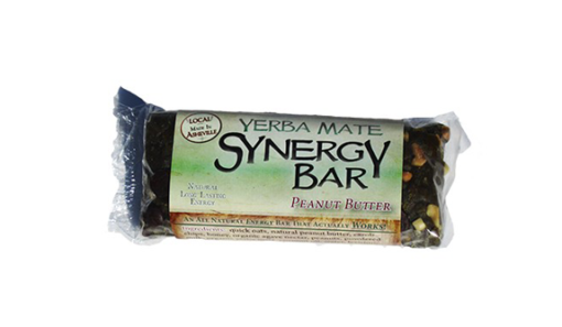 Yerba Mate Peanut Butter Synergy Bar