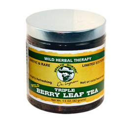 Health Hunter Triple Berry Leaf Tea